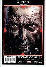 X-Men #206 (Marvel Feb.2008) Very Fine 8.0. CYCLOPS, CABLE, WOLVERINE, PHOENIX