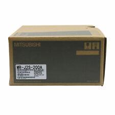 New In Box Mitsubishi Mr J2s 200a Ac Servo Amplifier