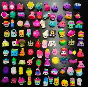 10 20 30 50 100Pcs Random shopkins COLLEGGTIBLES Figure no duplicate