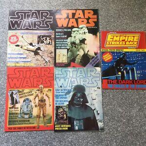 Star Wars Vintage Poster Magazine