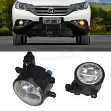 Pair For Honda CRV 2012-2014 Fog Lamp Light OEM Replacement