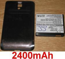Coque + Batterie 2400mAh type LGFL-53HN SBPL0103001 Pour LG P990