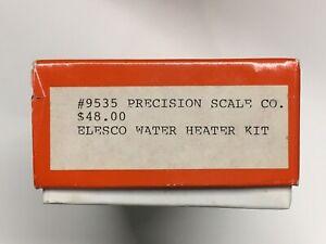 Precision Scale O-Scale #9535 Elesco Water Heater Kit