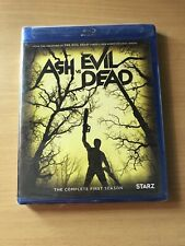 Ash Vs Evil Dead - The Complete First Season Blu-Ray New 342