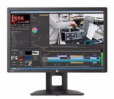 "HP Z Display Z24i IPS LED CAD Monitor 61cm 24"" FullHD 16:10 WUXGA B-Ware B-grade"