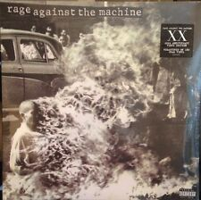 Rage Against The Machine (self-titled) LP [Vinyl New] 180gm 20th Ann. XX Edition
