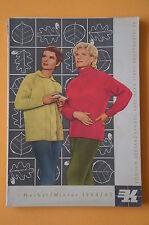 Konsum Versandhandel Katalog Herbst / Winter 1964 / 65, 140 Seiten, Beilagen