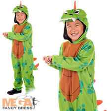 Dinosaur Kids Fancy Dress Prehistoric Animal Boys Girls World Book Day Costume