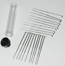 Set of 50 Felting Needles,Small Replacement Needles,Packed In Container,3.1""