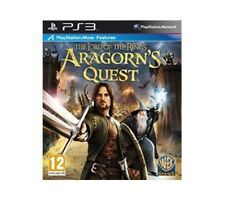 The Lord of the Rings: Aragorn's Quest (Sony PlayStation 3, 2010) - European Ver
