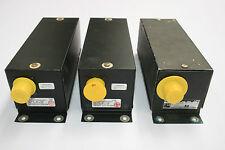 3 x NEC AERO Emergency Power Supply 301-1180 / 301-1185 / Avionic parts