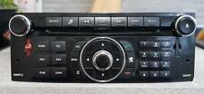 Autoradio CD MP3 RT5, GPS, Navigation, Téléphone, Peugeot 407 année 2008