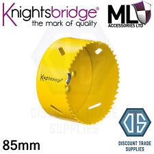 ML ACCESSORIES HS85MM BI-METAL 85mm HOLESAW, KNIGHTSBRIDGE