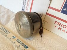 Tail light from Studebaker inventory.   Used.  Item:  7660