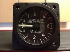 BEECHCRAFT RATE OF CLIMB INDICATOR PN 35060-0116 TSO C8b