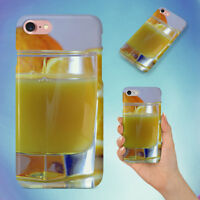 CLOSE UP FRESH FRUIT GLASS HARD BACK CASE FOR APPLE IPHONE PHONE