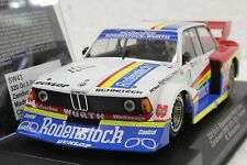 RACER SLOT IT SW43 BMW 320 GROUP 5 ZANDVOORT DRM 1979 RODENSTOCK 1/32 SLOT CAR