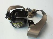 JEEP PATRIOT MK RIGHT FRONT SEAT BELT TAN IN COLOUR 08/07-ON