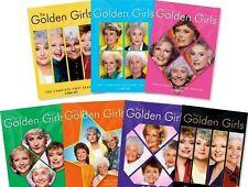 The Golden Girls Season 1, 2, 3, 4, 5, 6 & 7 - DVD Complete Series - BRAND NEW!