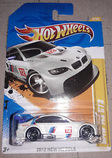 HOT WHEELS 2012 NEW MODELS BMW M3 GT2 #5/50