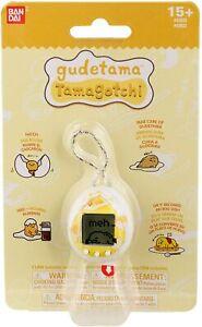 Tamagotchi Gudetama - White with Many Gudetamas Handheld Virtual Pet