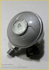 LPG Regler 37 mbar 1,5 kg/h Clip-On 27 mm für FR Le Cube Gasflaschen