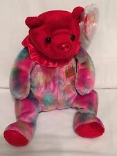 TY Birthday Baby - JULY the Birthday Bear - Pristine with Mint Tags - RETIRED