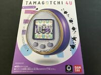 Tamagotchi 4U Purple Bandai Toys from JAPAN