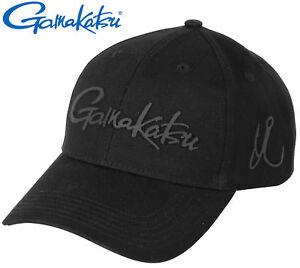 Gamakatsu Cap Matte - Angelmütze, Kopfbekleidung für Angler, Angelhut