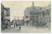 Berkshire Wargrave Church Street 1914 Vintage Postcard 4.11