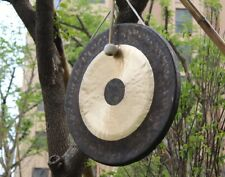 24'' Chau Gong/Tam-tam gong and Wood Mallet For Sound Healing Ready To Ship Now