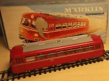 MÄRKLIN H0 DB 800 (3016) Railbus VT 75 Good Condition in OVP AUS 03/59