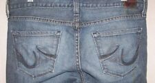 X2 Women's Blue Jeans Size 8 Eva Boot Cut Embroidered Pockets