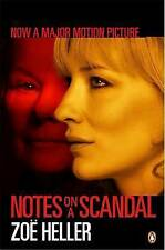 Notes on a Scandal, Heller, Zo�, Used; Very Good Book