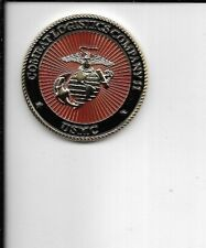combat logistics company 11 usmc coin