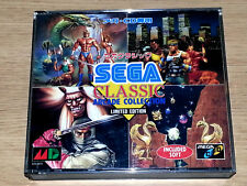 SEGA CLASSICS ARCADE COLLECTION LIMITED ED USATO SEGA MEGA CD ED JAP VBC 54035