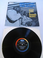 SONNY TERRY & BROWNIE MCGHEE - WHOOPIN' THE BLUES LP EX!!! ORIGINAL UK CAPITOL