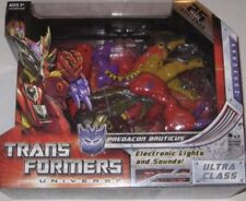 HASBRO TRANSFORMERS UNIVERSE PREDACON BRUTICUS ULTRA Classics New Sealed