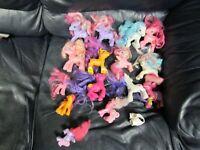 Lot of 20 My Little Pony Horses Hasbro