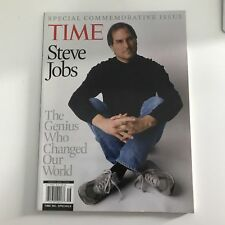 Time Specials STEVE JOBS Genius That CHanged World 2016 SPECIAL EDITION 96 Pages