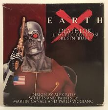 EARTH X DEATHLOK Limited Edition Resin Bust ~Dynamic Forces~Marvel~Alex Ross