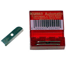 Kum 3 Tempered Steel Spare Blades Automatic