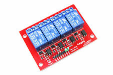 Keyes 5V 4 Channel Relay Module MD-007 250V AC 30V DC Funduino Flux Workshop