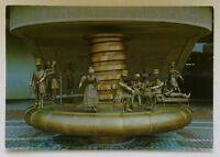 Datterich-Brunnen Darmstadt Postcard (P254)