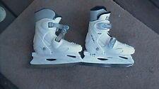 Ice Skates Glider Adjustable 500 Youth Size 12-1 Girls Lake Placid New W/Box