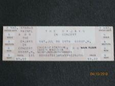 New ListingThe O'Jays Full Unused Ticket-Chicago Stadium 7-8-1978!