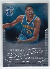 2012-13 PANINI BRILLIANCE ANTHONY DAVIS ROOKIE RC # 234 PELICANS KENTUCKY UK HOT