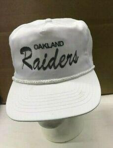 Oakland Raiders  true vintage caps early 70's mint!!deadstock