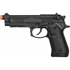 New listing Double Bell M92 Gas Blowback Airsoft Pistol BLACK