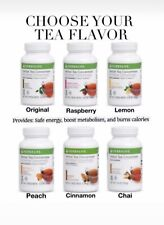 Herbalife Tea Concentrate 3.6 oz.Various Flavors
